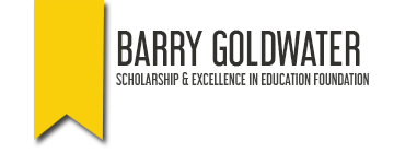 Goldwater scholarship essay